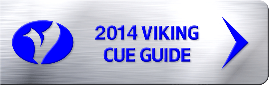 2013 Viking Cue Catalog